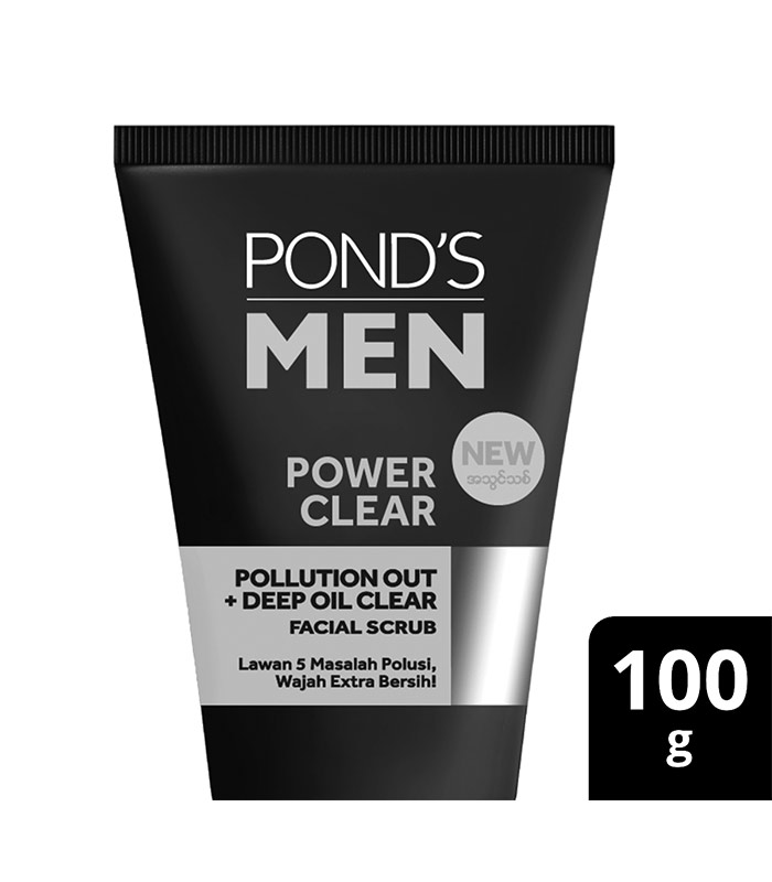pond-s-men-face-scrub-power-clear-100g